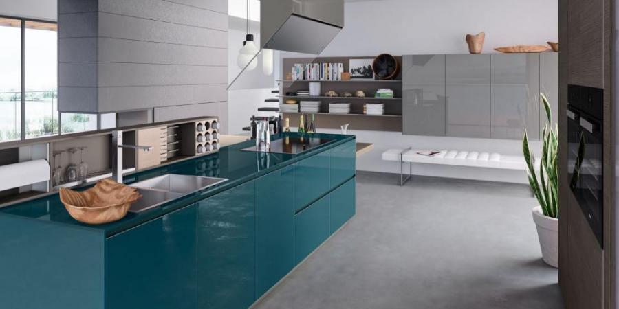 Piermarini design for Cucine gran casa