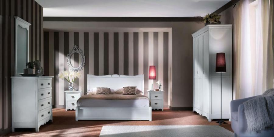 Piermarini design for Testate letto imbottite classiche