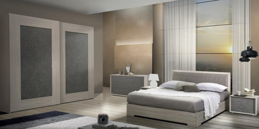 Piermarini design for Camere letto complete