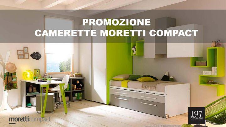 Promozione Moretti Compact