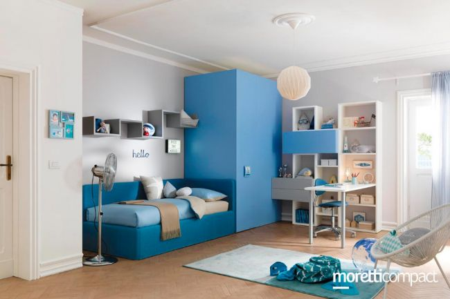 Cameretta Moretti Compact - 14