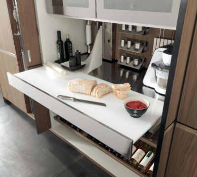 Cucina Meson's M_26 Profili