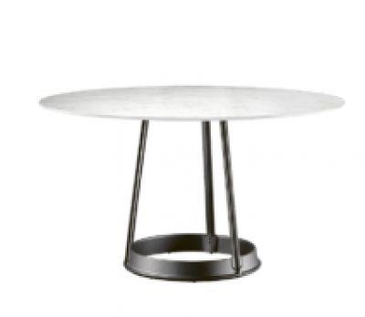 Brut Round tavolo Magis