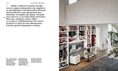 Libreria MODO Sangiacomo