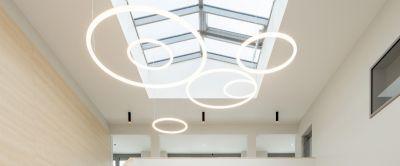 LAMPADA ALPHABET OF LIGHT CIRCULAR | ARTEMIDE