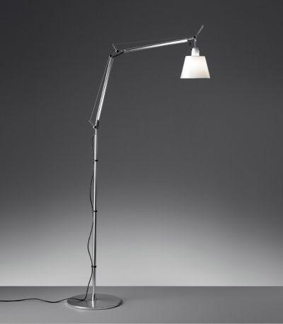 LAMPADA TOLOMEO BASCULANTE FLOOR   ARTEMIDE