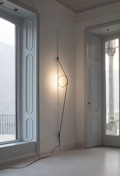 Lampada Wirering Bianco | Flos